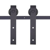 Barn Door Kimberly Bay®   Black   78 in. x 2.5 in.