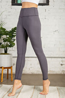 WIDE WAIST BAND BUTTER SOFT LEGGING