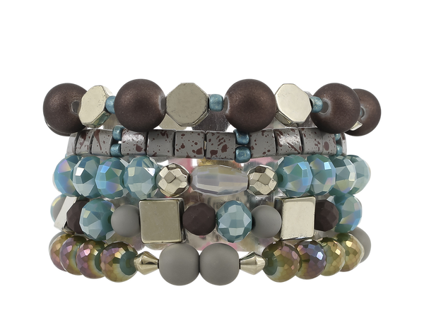ERIMISH JULIUS STACKABLE BRACELETS