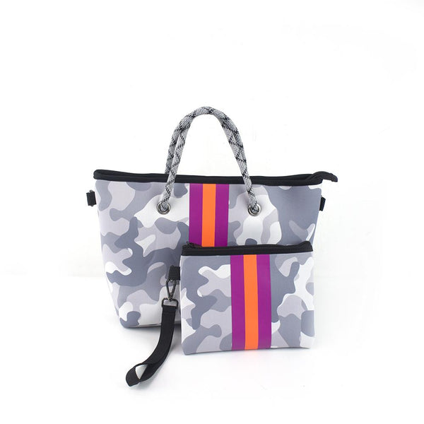 MEDIUM SIZE NEOPRENE TOTE
