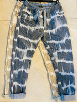 NT TIE DYE JOGGER PANT FROM ITALY