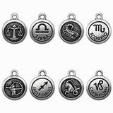 12 MIX Zodiac Horoscope Charms