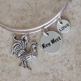 Rooster Key West Love Bangle