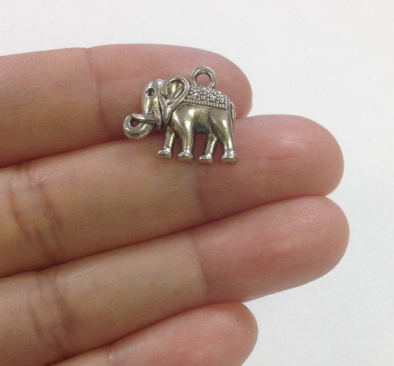 elephant charm wholesale