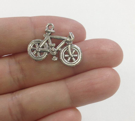 2pcs Bicycle Charms