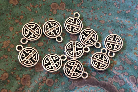 20 PCS Chinese Celtic Sign Charm Wholesale