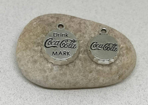 10pcs Coke Cola Charms