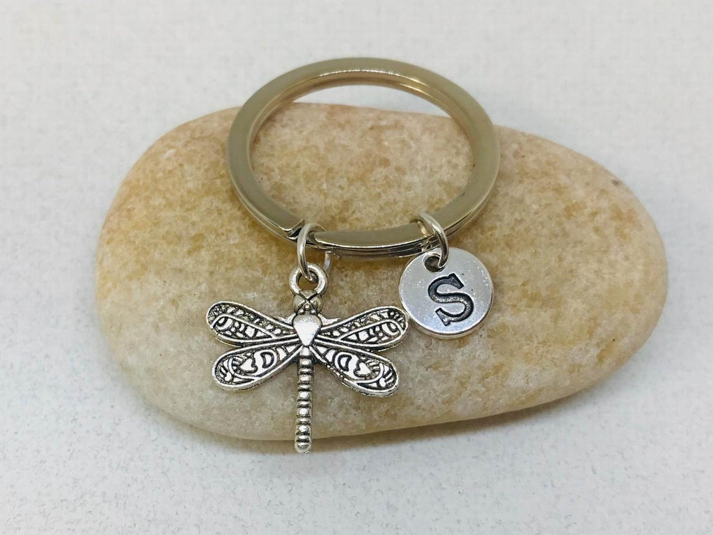 Dragonfly Charm  Key chain