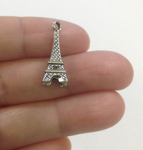 15pcs Eiffel Tower Paris Charm Wholesale