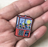 Gumball Machine Vintage Game Lapel Enamel Pin