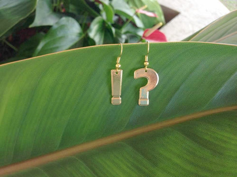 wholesale earrings statement gold