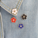 Japanese Sakura Flower Enamel Pin - Pin Collection - Lapel Pin - Pin Badge