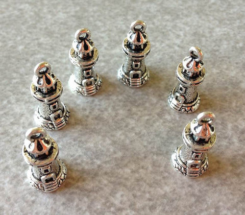 15pcs Lighthouse Charm Wholesale