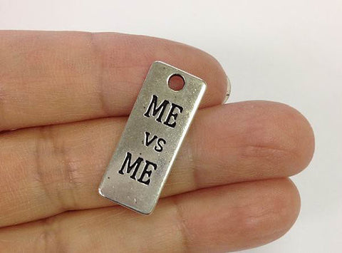 15pcs Me vs Me Charms, Workouts Charm