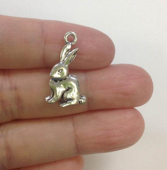 6 Rabbit Charms
