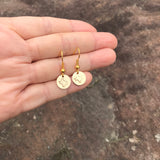 Texas State Map Earrings -50 states Available