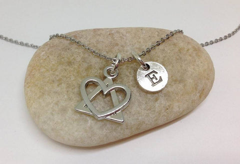 Adoption Charm Necklace | Foster Child Necklace