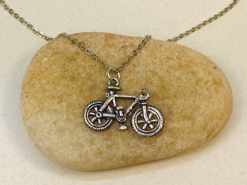 Wholesale Bicycle Necklace