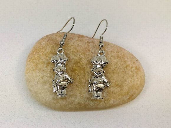 Chef Jewelry, Chef Earrings, Chef Gift