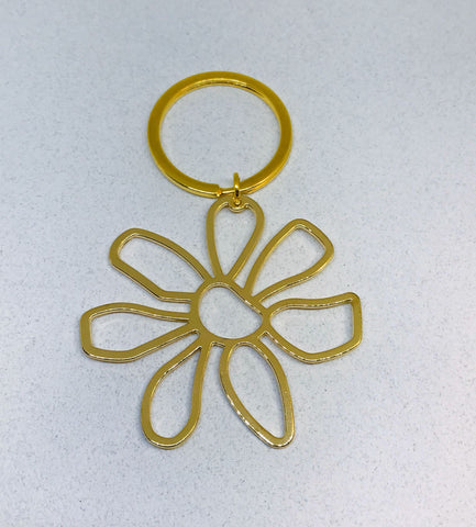 Daisy Key Chain, Gift For Her