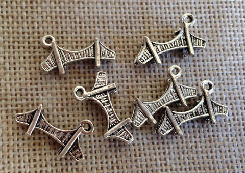 Wholesale Golden Gate Bridge Charm