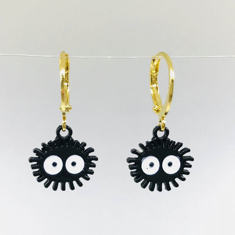 Soot Earrings