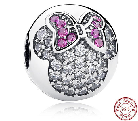 925 Sterling Silver Pandora Disney Mini Charm