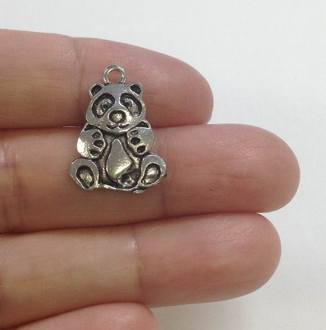 10 Cute Bear Charms