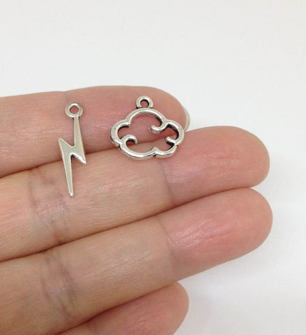 thunder and cloud charm