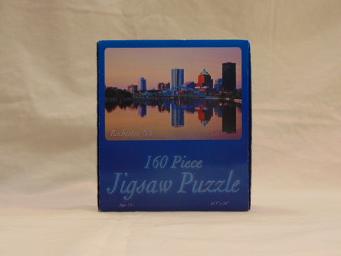 Squire Boone - Schwable Photography Rochester, NY Skyline Puzzle