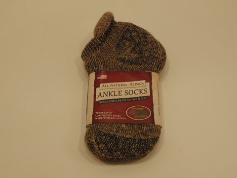 Ankle Socks - Northwoods Alpacas