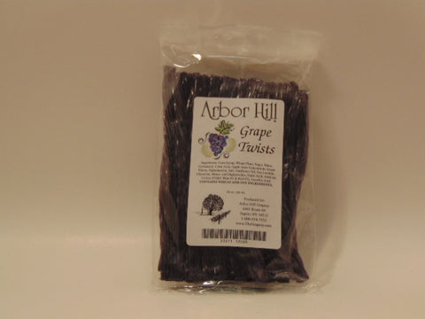 Arbor Hill Grape Twists