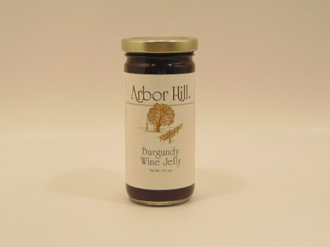 Arbor Hill Wine Jelly
