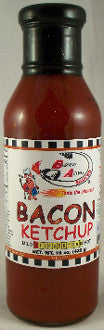Burning Asphalt Bacon Ketchup