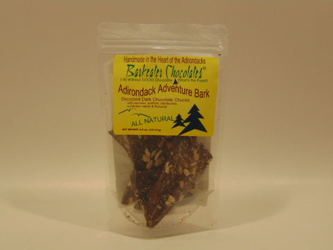Barkeater Chocolates - Adirondack Adventure Bark