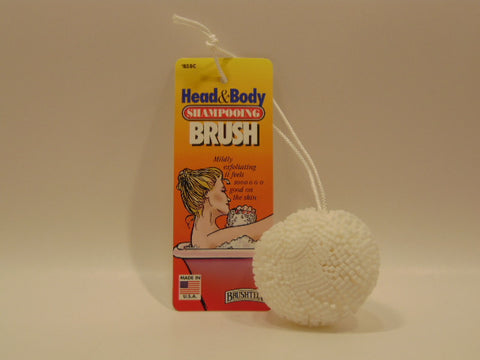 Bruchtech Head and Body Shampooing Brush