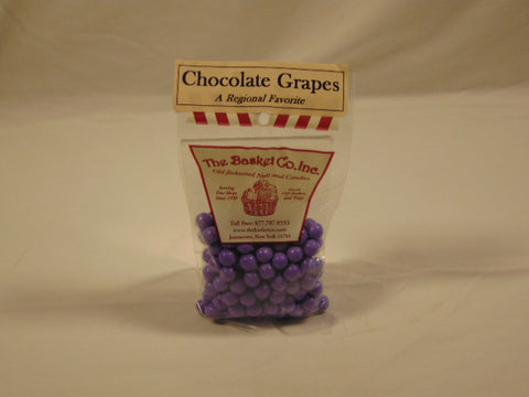 The Basket Company Chocolate Grapes