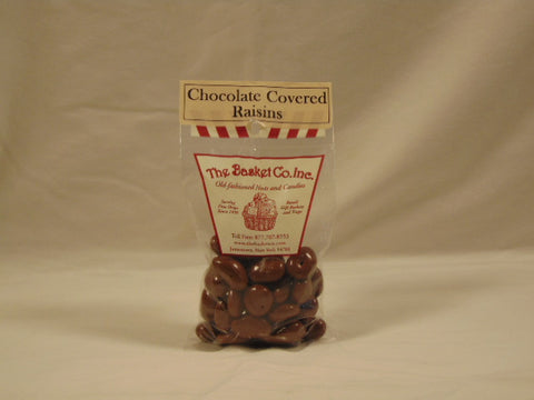 The Basket Company Chocolate Covered Raisins