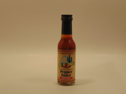 Christopher's Home Style Pepper Sauce