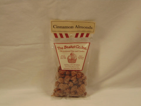 The Basket Company Cinnamon Almonds