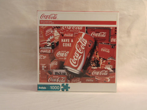 Buffalo Games Coca Cola - Refresh Yourself Puzzle