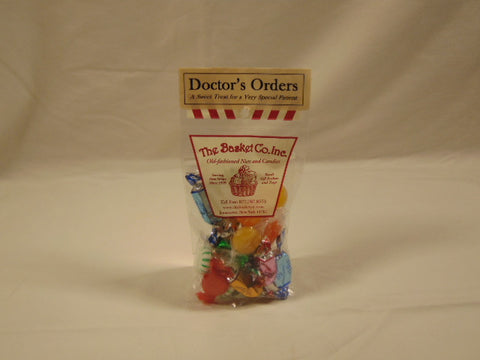 The Basket Company Doctor's Orders Hard Candy