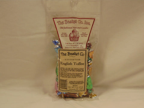 The Basket Company Assorted English Toffee