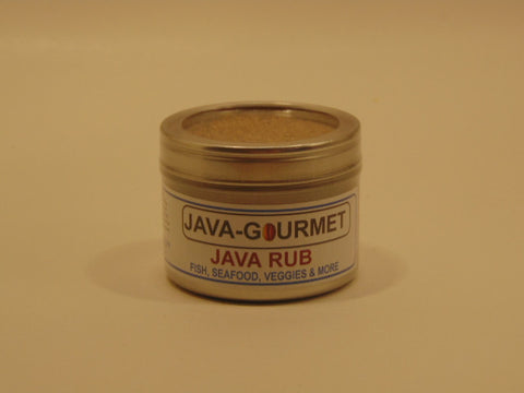 Java-Gourmet Rub