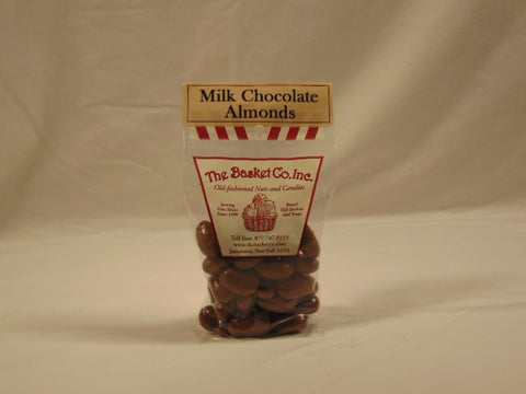 The Basket Company Milk Chocolate Almonds