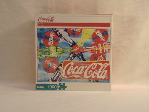 Buffalo Games Coca Cola - Pop Art Puzzle