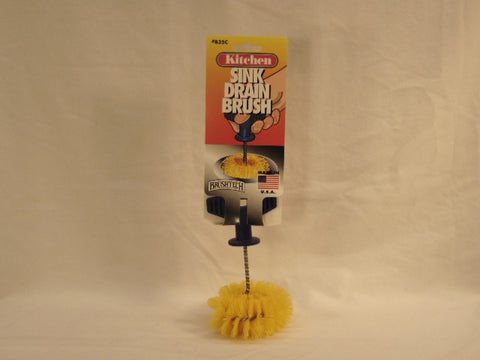Brushtech Kitchen Sink Drain Brush