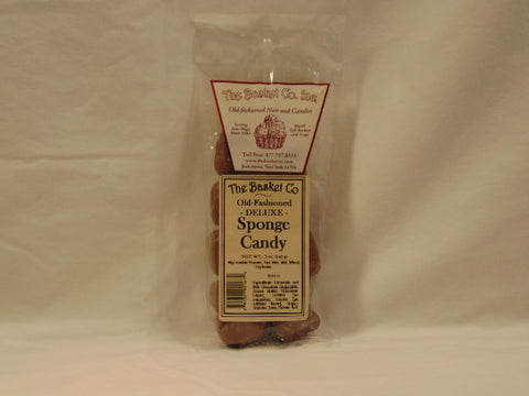 The Basket Company Old-Fashioned Deluxe Sponge Candy