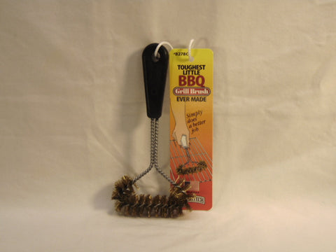 Brushtech Toughest Little BBQ Grill Brush
