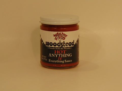 Woodstead Goods From the Woods Sauce